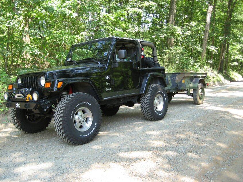 Custom Wheels Near Me >> M416 or M101 Trailers - Page 2 - JeepForum.com